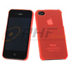 nevox StyleShell - iPhone 4 / 4s Hardcase, orange, Blister