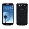 SET - Samsung GT-I9305 Galaxy S3 LTE Cellphone, black, used