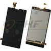 Huawei Ascend G740 LC-Display Unit, black, new